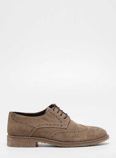 F By Fabrika Fabrika Sentetik Ve Deri Karışımlı Bağcıklı Garda Erkek Günlük Ayakkabı Kahve